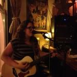 Micky at Cafe Opa